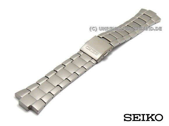 Replacement Watch Strap Seiko Anium Special Ends For Snd419 Snd451 Snd449 Etc