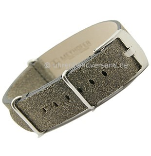NATO-Watch band \-Mendavia\- antique look by MEYHOFER