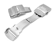 Example Watch Strap Security Clasp