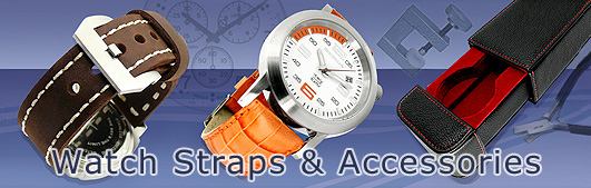 Huge range of watch straps